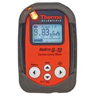 携帯用個人線量計/放射線測定機器 RadEye G-10
