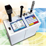 小型空気環境モニター BKM-502