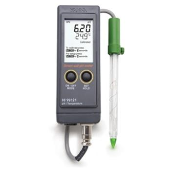 土壌ダイレクトPH計 HI99121N