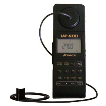 デジタル照度計 IM-600M