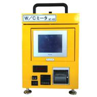生コンクリート単位水量測定器 W/Cミータ MT-400