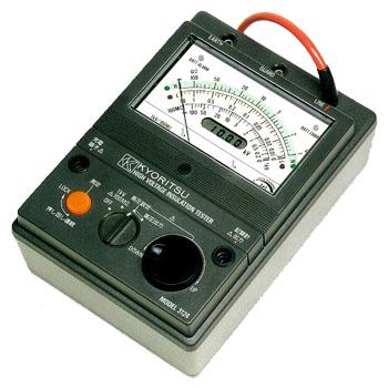 可変式高電圧絶縁抵抗計 Model 3124