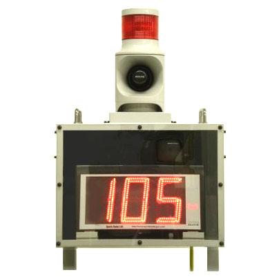 速度監視警報機 SRDL-3PS-B2