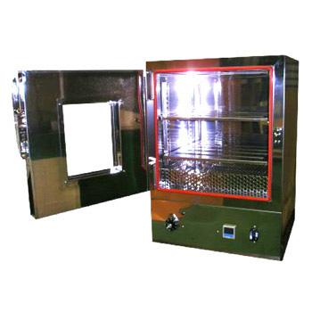 電気定温乾燥器(オールステンレス製)  A-334 bb