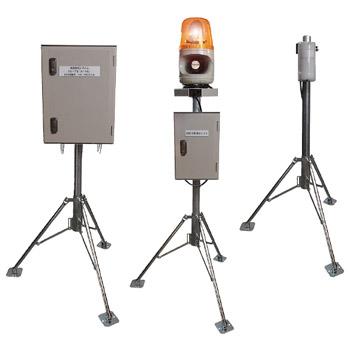 車両検知システム カーデル(作業現場内・低速車両検知用)CDL