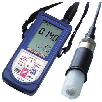 ポータブル炭酸ガス濃度計 CGP-31
