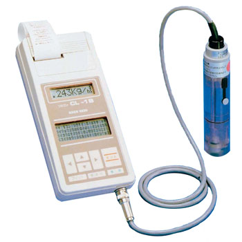 塩分濃度計 ソルコン CL-1B型