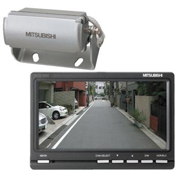 後方確認カメラシステムCAR VISION(C-4060/CM-7200)