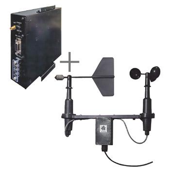 風向風速クラウド計測システム CMS-WI