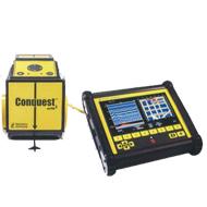 高性能レーダー鉄筋探査システム Conquest100