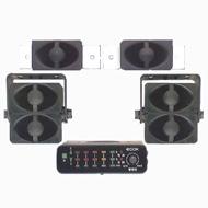 車両前方・後方障害物警報器 エコックス ECOX(バックセンサー)