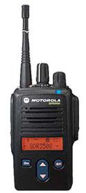無線機 GDR 3500