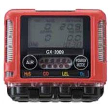 マルチガスモニター Model GX-2009A