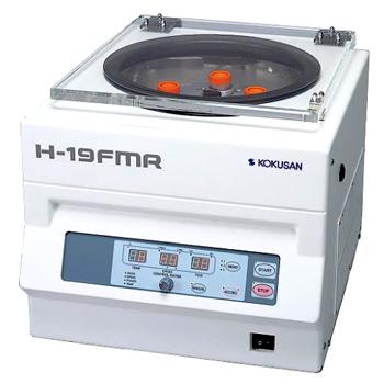 冷却/卓上遠心機 H-19FMR