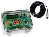 水位・雨量測定装置(CF式)KADEC21‐MIZU‐C