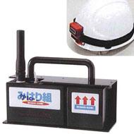 作業員装着警報感知システム みはり組