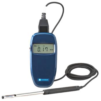 携帯型風速計アネモマスターライト MODEL 6006