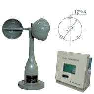 警報付デジタル風速計 2次警報タイプ OT-920