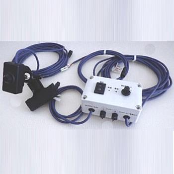 高所作業車用上部衝突防止超音波センサー パノラマHL