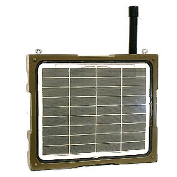 ソーラー式WiFiスポット ポジモ