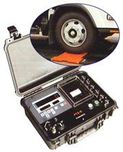簡易型トラックスケール PTS-II(外部表示器対応型)