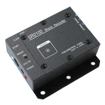 衝撃・振動加速度レコーダ SR1300