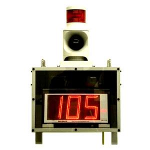 速度監視警報機 SRDL-3PS-A