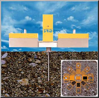 RI密度水分計 SRDM-PWS30C