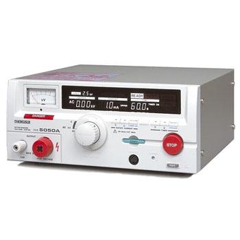 耐電圧試験機 TOS5050A