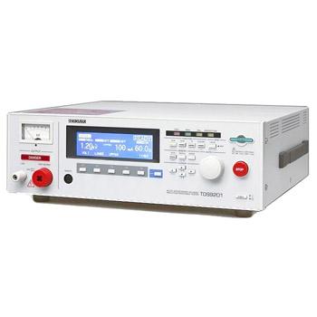 AC/DC耐電圧・絶縁抵抗試験器 TOS-9201