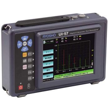 デジタル超音波探傷器 UI-S7