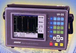 デジタル超音波探傷器 UI25