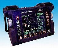 超音波探傷器 USM35S