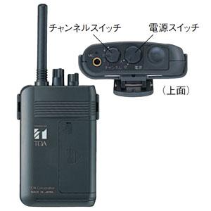 ワイヤレスガイド(送信機) WM-1100
