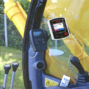 角度センサーを用いた掘削効率と精度の向上提案 パワーディガー
