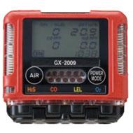ポケッタブルマルチガスモニター(酸素・硫化水素濃度計) GX-2009(E/H)